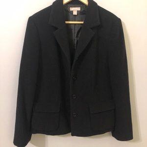 Nordstrom Excellent condition Wool Blazer Size 12